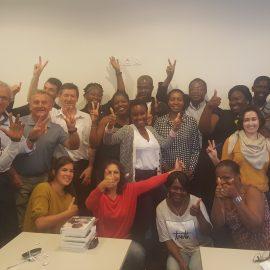 Lancement de Cré'Afrique 2017