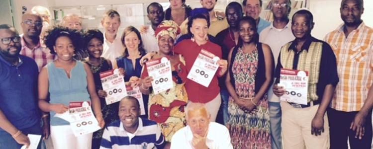 accompagnement bénévolat projet développement afrique