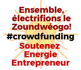 Appel à dons : Énergie Entrepreneur!