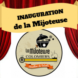 Inauguration de la Mijoteuse!