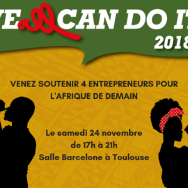 We all can do it, la soirée du SIAD dédiée à l'entrepreneuriat en Afrique !