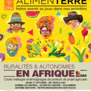 Soirée «Ruralités et Autonomies en Afrique»